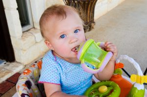Why You Need to Think Twice Before Giving Your Baby a Sippy Cup